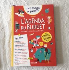 L'agenda du budget